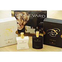 Perfumes Masculinos E Femininos Boulevard