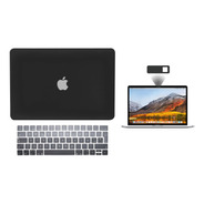 Kit Carcasa Case Premium 3 En 1 Macbook Air Pro Retina Touch