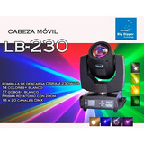 Cabeza Movil Beam 230w 7r Big Dipper Dmx Escenario Luces