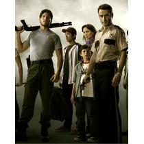 Caderno Personalizado - The Walking Dead (10 M./200 Folhas)