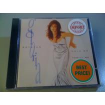 Gloria Estefan Hold Me, Thrill M..(cd Lacrado / Made Canada)