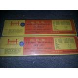 Electrodos 6013. 3/32. Copper Bridge (caja 2.5kg) Preco X Kg
