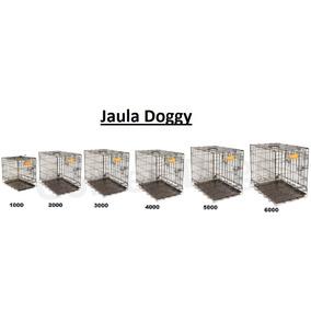 Jaula Transportadora Doggy 2000