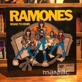 Ramones Road To Ruin 3 Cds Vinilo Libro 40 Aniversario