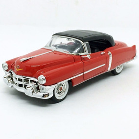 Cadillac Eldorado 1953 Vermelho 1:24 Welly - 22414w