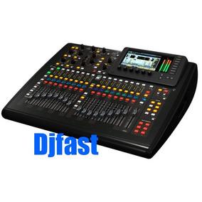 Mesa Som Digital X32 Compact Behringer Promoção ** Djfast **