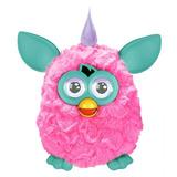 Furby Sunny Rosado Y Celeste Original Hasbro