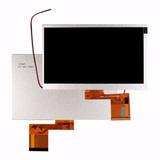 Tela Display Lcd Tablet Lenoxx Tb50 Tb55 7 Polegadas 60 Vias