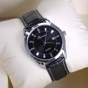 Reloj Moda Caballero Con Fechador Lujo Y Barato Envio Gratis