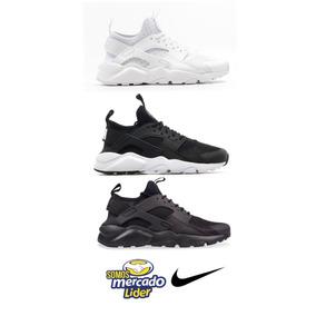Nike Huarache en Rosado Tenis Nike para Mujer en Huarache Chapinero en Mercado 873188