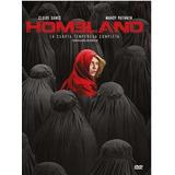 Homeland - Cuarta Temporada Dvd O