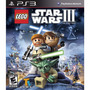 Lego Star Wars 3 The Clone Wars Ps3 Original Físico Disco