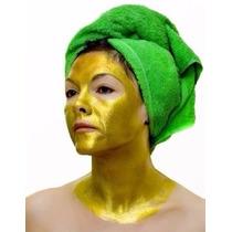 1 Ácido Hialurônico 40% 30 Ml + 1 Máscara De Ouro 180 Gr