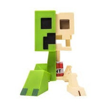 Creeper Anatomy Minecraft Mojang