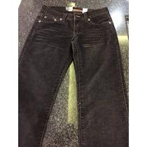 Pantalones Lois Talla 5/6 Tipo Pana Para Damas