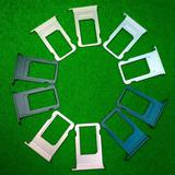 Iphone 7 O 7 Plus : Sim Tray Bandeja Porta Chip Original