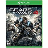 Gears Of War 4 - Xbox One Nuevo Y Sellado
