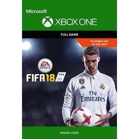 Fifa 18 Xbox One - Entrega Digital Imediata Jogue Online