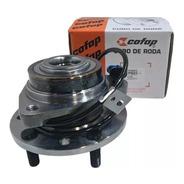 Cubo Rolamento Roda Dianteira S10 Blazer 4x4 Cofap Com Abs