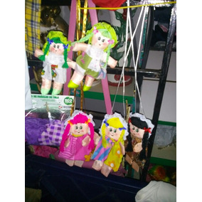 Muñecas De Trapo Oferta
