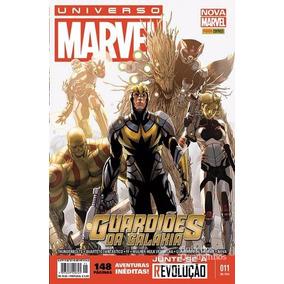 Hq Universo Marvel (nova Marvel) Edições 01 A 21