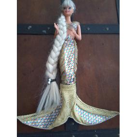 Barbie Sirena Antigua 1966 Malaysia