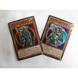 Set - 2 Cards - Black Luster Soldier & Chaos Emperor Dragon