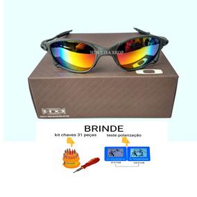 Oculos Masculino - Óculos De Sol Oakley Com lente polarizada em São ... 309bef708d