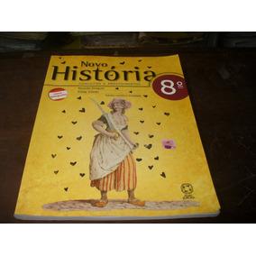 Livro Novo História 8ºano Conceitos E Procedimentos
