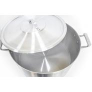 Cacerola Gastronomica N30 Aliminio Tresso