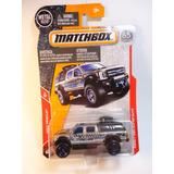 Matchbox Ford F-350 Super Duty Sellado