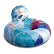 Poltrona Circular Inflável Para Piscina Frozen Elza E Ana
