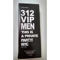 Perfume 212 Vip Masculino 100 Ml ( Réplica Top)