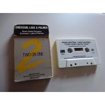 Emerson Lake & Palmer Cassette Usa Rara Edicion En Cajetilla