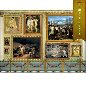 Rompecabezas Grandes Obras De Arte Pinturas 12000 Piezas