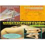 3 Libros De Digitopuntura Y Acupuntura Curese Usted Mismo