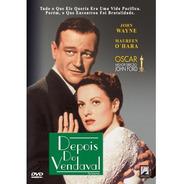 Depois Do Vendaval - Dvd - John Wayne - Maureen O'hara