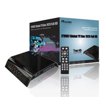 Sintonizador Itv907 Global Tv Box 1920 Full Hd Sin Pc