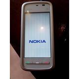 Celular Nokia 5230-1b Con Cargador Para Personal