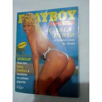 Playboy Superposter - Carla Perez -