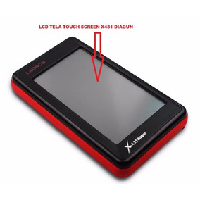 Tela Para Scanner Automotivo X431 Diagun 2 Lauch