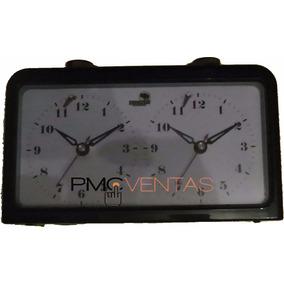 Reloj De Ajedrez A Pila Bisonte