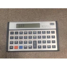 ***imperdível Calculadora Hp 12c Platinum