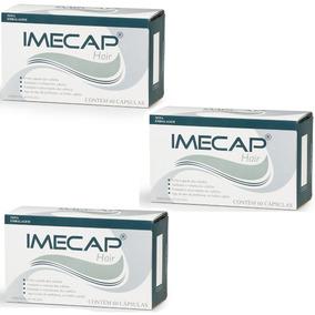 3 X Imecap Hair 60 Cápsulas Imecap Hair 3 X 60 Cápsulas