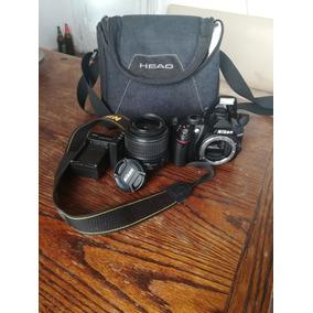 Camara Nikon D3000 Excelente Estado
