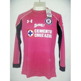 Cruz Azul Jersey Playera Talla S Under Portero Envio Gratis 19a4ec0a8aab2