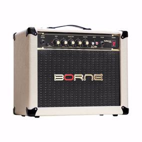 Amplificador Cubo Borne 1050 Creme Standart Para Guitarra