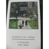 Catalogo Cursos Pasadena College