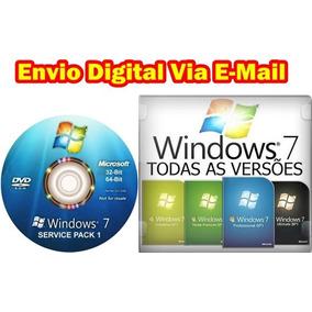 Cd Formatação Windows 7 Todas As Versões + Ativador Original