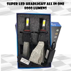 Super Led De Malha 8000 Lumens H1 H3 H4 H11 H16 H27 Hb4